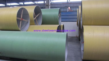 China Astm A790 / A928 Duplex Stainless Steel Pipes Welded Seamless Sch10 Sch40 factory
