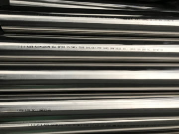 China Heat Treated Seamless Stainless Steel Tubing Polish Surface ASTM A269-15 factory
