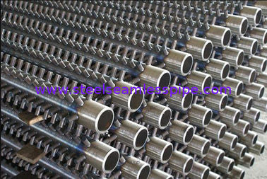 China Chemical Industry Extruded Finned Tube With CS Stud Welding For Heat Exchanger factory