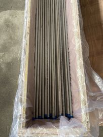 China Astm A213 / Asme Sa269 Heat Exchanger Tube Straight Type With High Strength factory