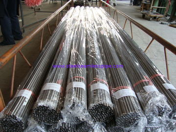 China Cold Rolld Instrument Tubing ASTM A269 / ASME SA269 TP317L Stainless Steel Seamless tube 6096mm factory