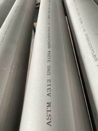 "China 254Mo 6"" X SCH10 Duplex Stainless Steel Pipes ASTM A790 ASTM A928 S31803 S32750 S31254 factory"