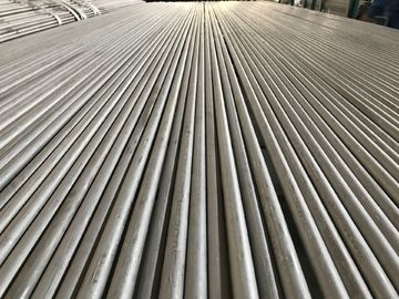 "China Astm A213 / Asme Sa213 Tp304 Heat Exchanger Tube 3/4"" 16 Bwg 20ft Straight Type factory"