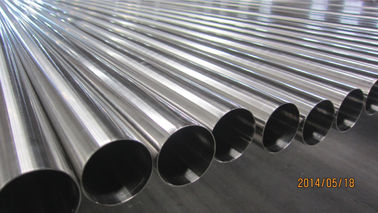 RT DNT Bright Annealed Stainless Steel Welded Tube ASTM A270 1.4301 1.4307 1.4404 6M