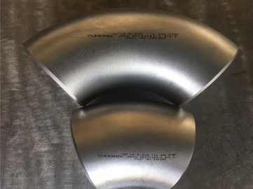 Butt Weld Fittings, ASTM A403 S31254 (254 SMO, 1.4547 ) , 90 DEG / 45 DEG. ELBOW B16.9, 100% PT