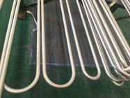 ASTM B444 Gr.2 INCONEL 625    Seamless U Bend Tube for Heat Exchanger Application 100% UT & ET & HT