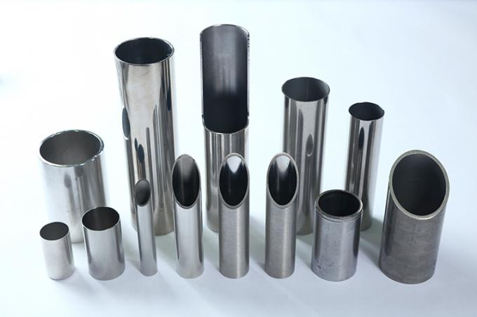 ASME SA249 / ASTM A249 Stainless Steel Welded Tubing, bright annealed , Plain End, TP316, TP316L, TP316H, TP316Ti