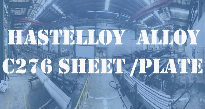 Hastelloy alloy c276 sheet plate