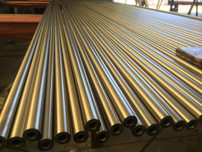 Stainless Steel Bright Annealed Tube  ASTM A269 / ASTM A270 For Food Industry