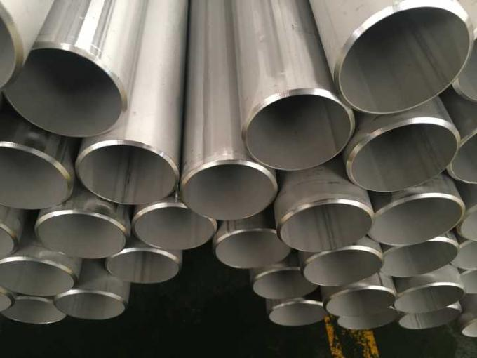 ASTM A312 Stainless Steel Welded Pipes TP304 GOST 9941-81 03X18H11 60.33*2.77 0